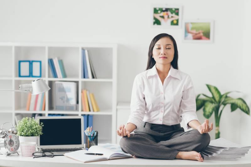 yoga e produttività sul lavoro
